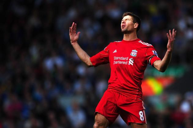 Steven Gerrard's 10 Greatest Heroic Moments for Liverpool