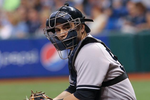 10 New York Yankees Catching Options If Russell Martin Leaves This Winter