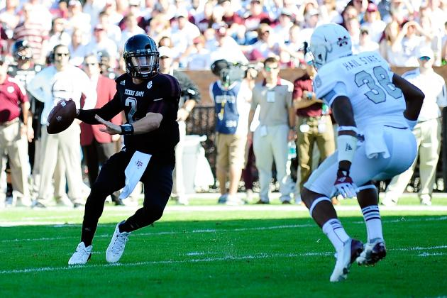 Texas A&M Football: 5 Things Johnny Manziel Can Do to Frustrate Alabama