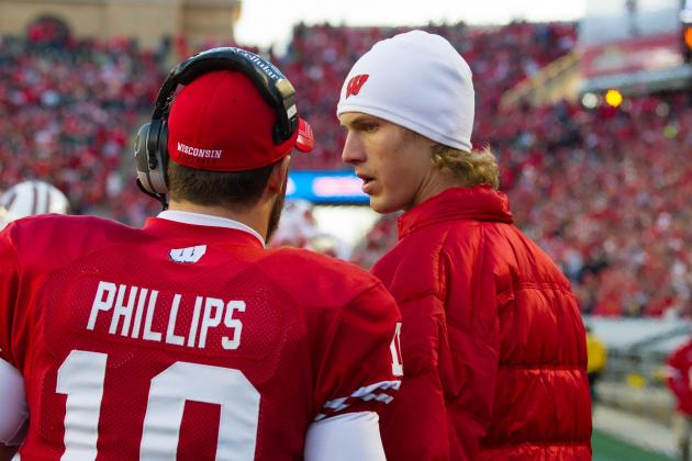 Wisconsin Football: 5 Reasons Why Curt Phillips Should Be the Starter