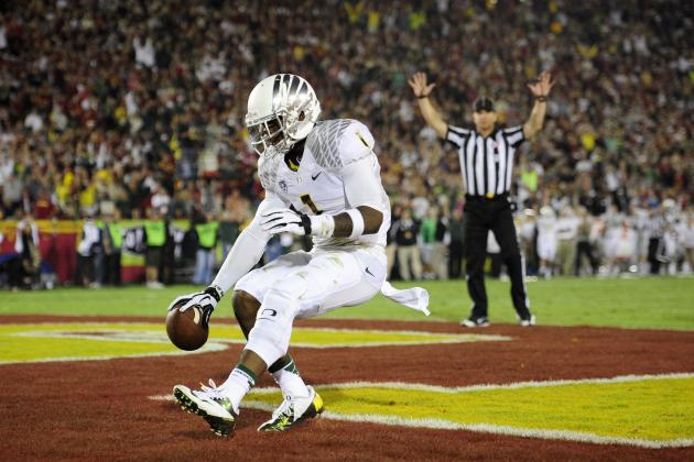 Oregon Football: 6 Reasons Why This Team Is Different from 2010's