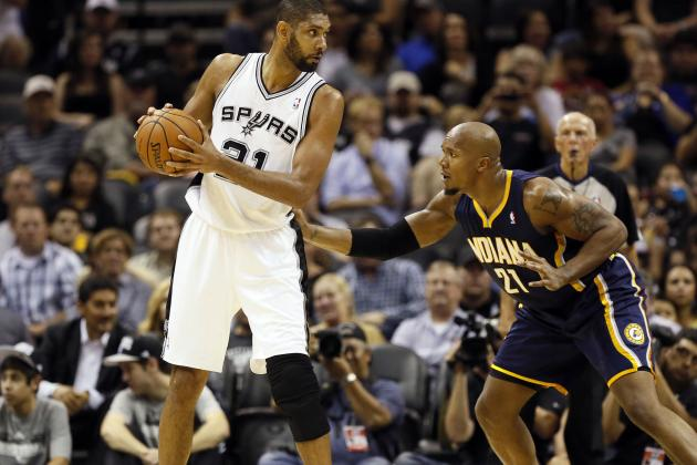 Indiana Pacers vs. San Antonio Spurs: Postgame Grades and Analysis