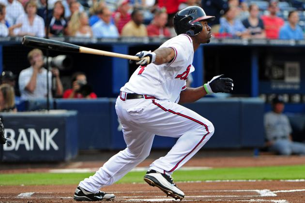 Atlanta Braves: 5 Key Vets You Likely Won't See on the 2013 Roster