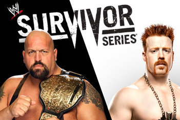 WWE Survivor Series 2012: 3 Possible Ways Big Show-Sheamus Match Could Play out