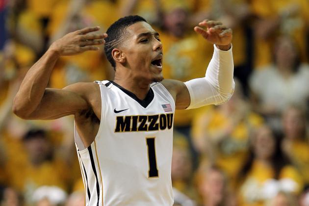 The Top 25 Point Guards in College Basketball Entering the 2012-13 Season