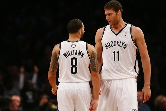 Detailing the Brooklyn Nets and the NBA's Most-Balanced Starting Lineup