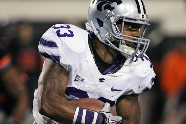 Kansas State Football: 3 Reasons John Hubert Will Dominate TCU's Defense