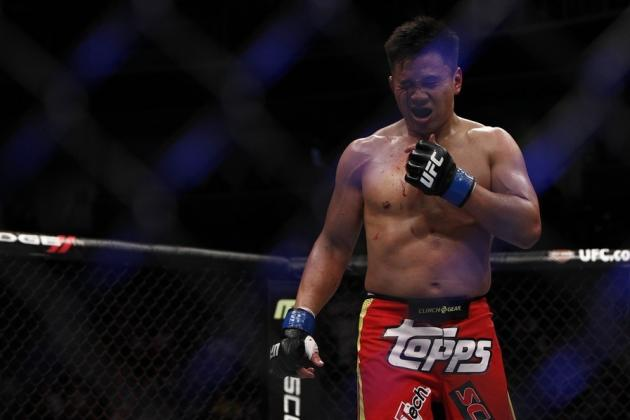 UFC on Fuel 6: Info and Predictions for Rich Franklin vs Cung Le Main Card