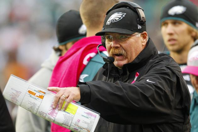 Philadelphia Eagles: 3 Head Coach Candidates to Replace Andy Reid
