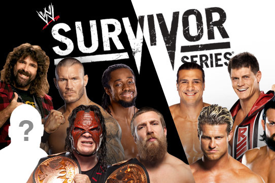 WWE Survivor Series 2012: 6 Potential Replacements for Ryback on Team Foley