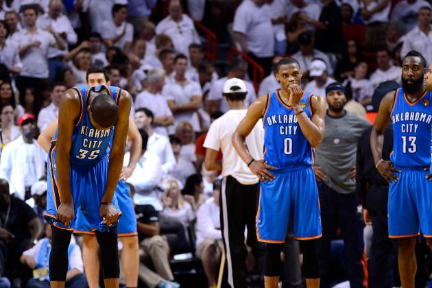 Russell Westbrook and 7 NBA Stars Still Searching for Their Rhythm in 2012-13