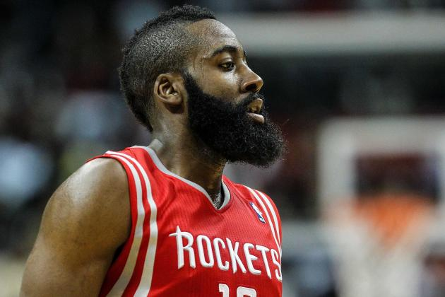 James Harden: 5 Ways He's Already Made the Houston Rockets a Contender