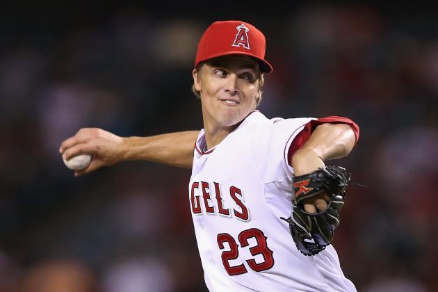 Zack Greinke Free Agency Tracker: Latest Rumors on Angels, Rangers & More