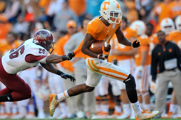 Tennessee Volunteers vs. Missouri Tigers: Complete Game Preview