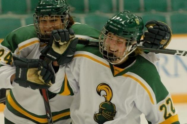 Best NCAA Women's Hockey Performances of October 2012