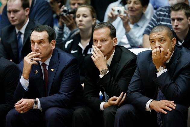 Duke Basketball: Who Will Lead the Blue Devils in Every Major Stat Category?
