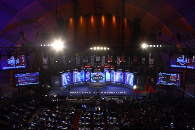 2013 NFL Mock Draft: Adding Trades to the 1st Round Picture