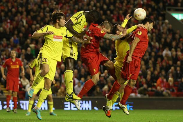 Anzhi Makhachkala vs. Liverpool: Key Battles to Watch in Europa League Match