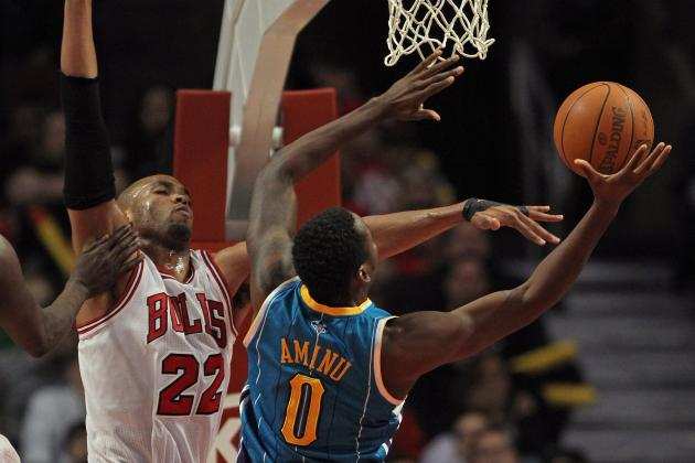5 Reasons Al-Farouq Aminu Has Balled out to Start the 2012-13 NBA Season