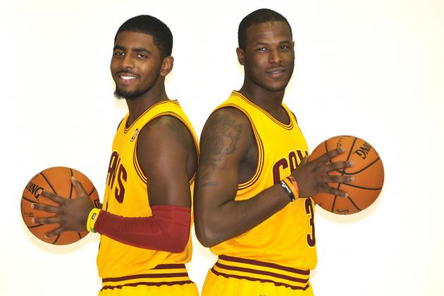 Ranking Kyrie Irving and Dion Waiters with NBA's Most Dynamic Young Backcourts