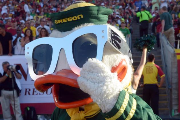 Oregon vs. California: Complete Game Preview