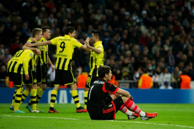 Real Madrid vs. Borussia Dortmund: 7 Lessons Learned from Group D Blockbuster