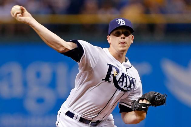 MLB Trade Rumors: 5 Teams That Should Sell the Farm for Jeremy Hellickson