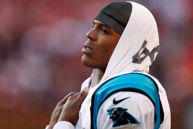 Reasons Cam Newton Won't Break out of His Sophomore Slump by Season's End