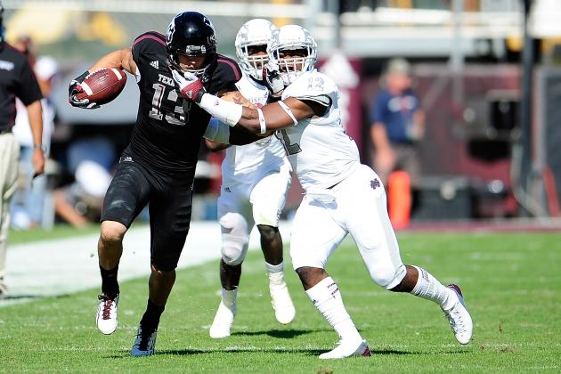 Texas A&M Football: 5 Keys to the Game vs. Alabama