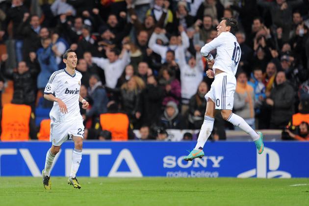 UEFA Champions League Tuesday Wrap