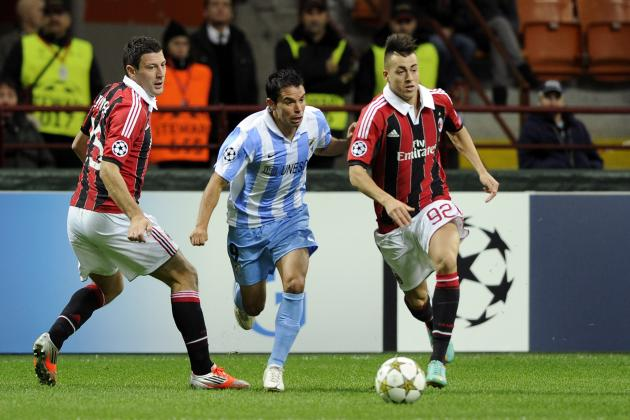 AC Milan vs. Malaga: 6 Things We Learned