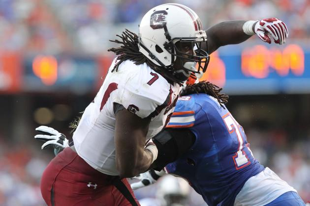 South Carolina Football: Why Jadeveon Clowney Is the Greatest Gamecock Ever