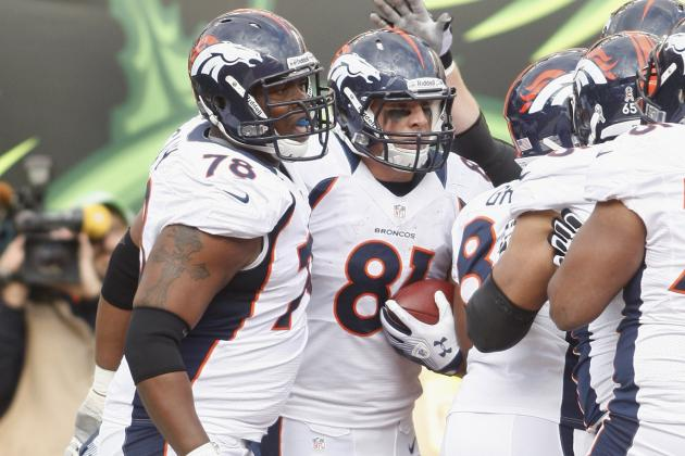 Odds on Home-Field Advantage, Playoff Seeds & More for Denver Broncos