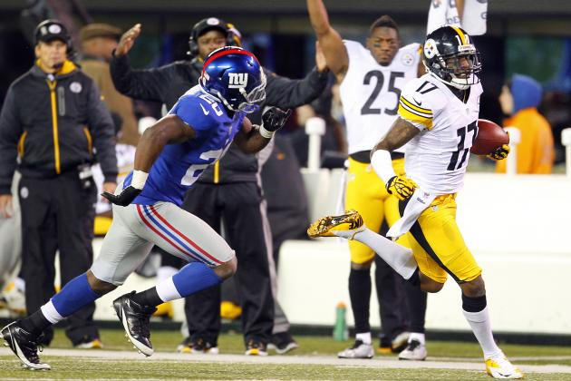 Steelers vs. Giants: 6 Observations After Pittsburgh's Huge Week 9 Win