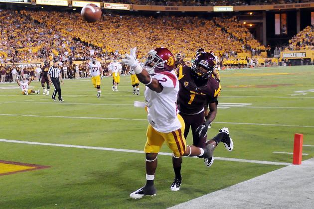 USC Football: 5 Keys to the Game vs. Arizona State
