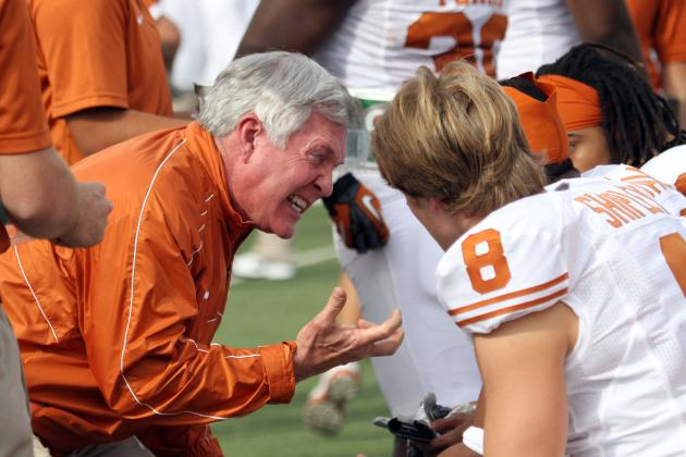 Texas Football: 7 Ways the Longhorns Can Reinvent Themselves