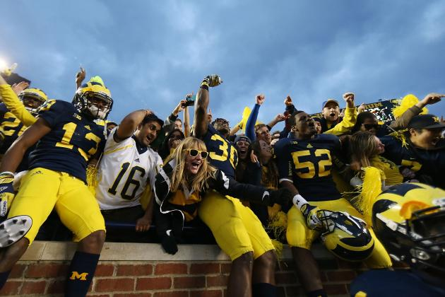 Michigan Football: 5 Keys to the Game vs. Northwestern