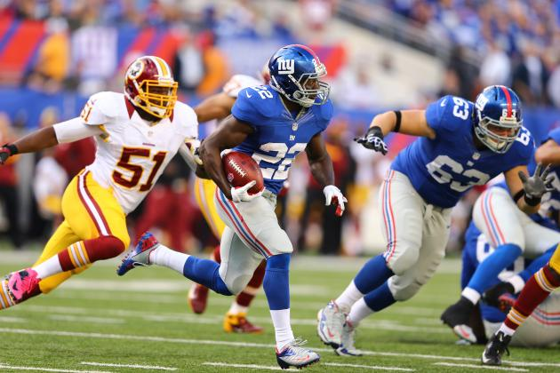 Re-Drafting New York Giants' 2012 Draft After First Half of NFL Season