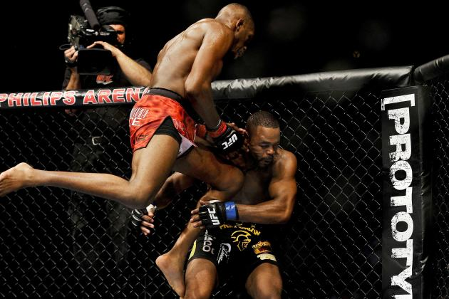 The Top 5 Fan Favorite MMA Moves and How to Do Them