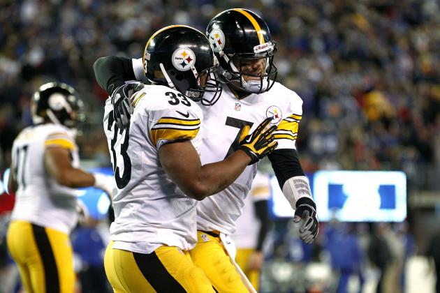 Odds on Home Field Advantage, Playoff Seeds & More for Pittsburgh Steelers