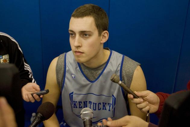 Kentucky Basketball: Can Wildcats Rely on Kyle Wiltjer Early in the Season?