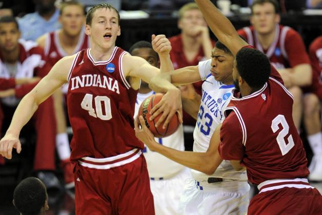 Indiana Basketball: 5 Ways Cody Zeller Must Improve to Lead IU to a Title