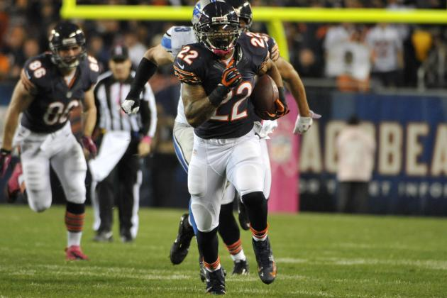 Fantasy Football: Matt Forte Headlines Week 10 Stock Report