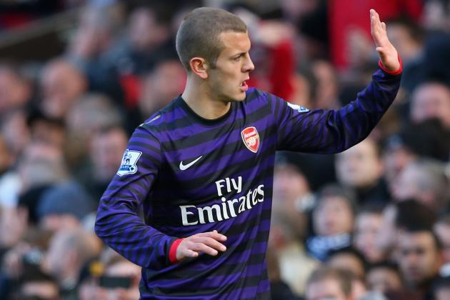5 Reasons Why Jack Wilshere Can Lead Arsenal Back to the Top 4