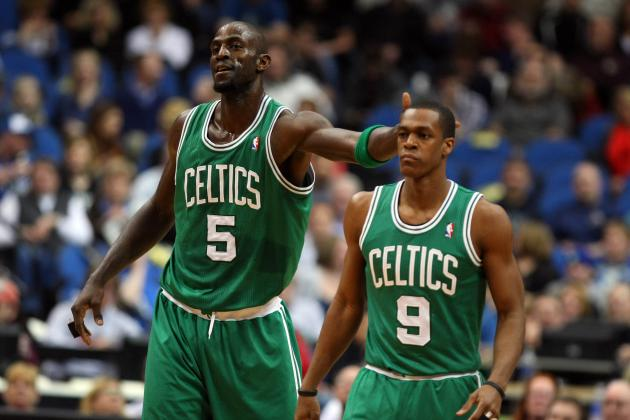 Rajon Rondo's Keys to Getting Kevin Garnett and the Boston Celtics Back on Track