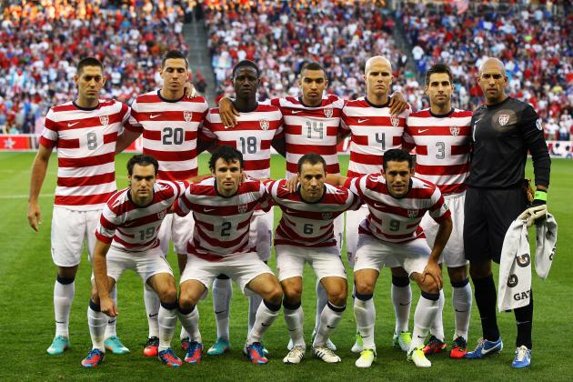 US Men's National Team: Best Starting XI to Do Damage in World Cup Qualifying