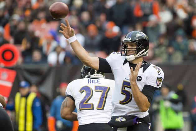 Breaking Down the Road to NFL Playoffs for Baltimore Ravens