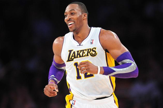 Grading the Top 25 NBA Stars Thus Far in the 2012-13 Season