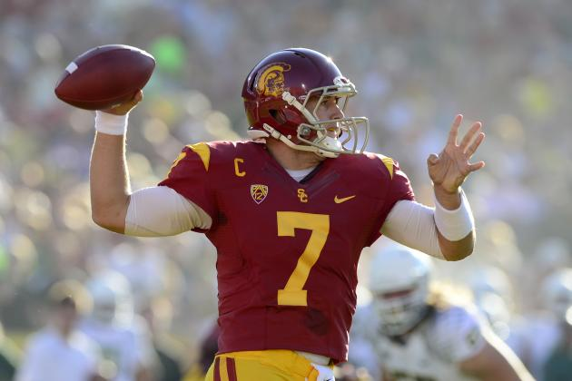 USC Football: Predicting the NFL Draft Fate for the Trojans' Stars