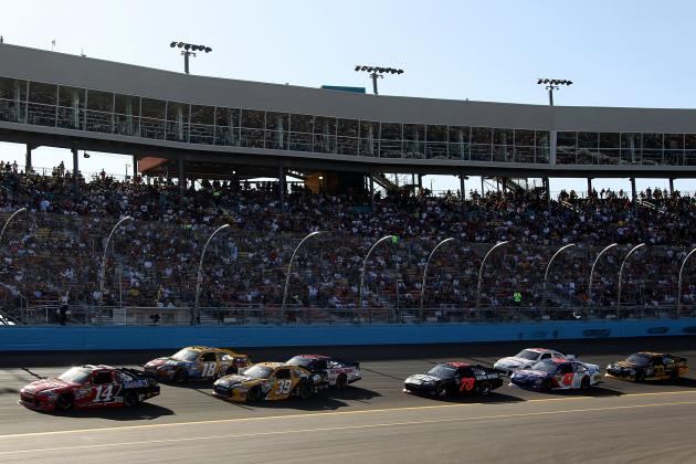NASCAR Sprint Cup: 10 Drivers Who'll Be in the Running at the AdvoCare 500